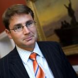 Justitsminister Brian Mikkelsen (K)