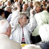 Nogle pensionister har mere grund til at juble over skattereformen end andre.