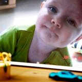 1-årige Christian Jim Andersen døde efter en række lægefejl.