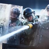 Politi bevæbnet med vandkanoner kan blive en realitet, når København i december er vært for FNs klimatopmøde, der tiltrækker aktivister fra hele verden.
