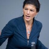 Linke-politikeren Sahra Wagenknechts udtalelser har slået sprækker i sammenholdet på den tyske venstrefløj.