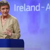 Arkivfoto: EU's konkurrencekommissær, Margrethe Vestager, iværksætter en officiel undersøgelse af, om Holland har ladet IKEA slippe for billigt i skat gennem en årrække.