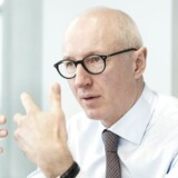 Novo-topchef Lars Fruergaard Jørgensen erkender, at amerikanske diabetespatienter fortsat kommer i klemme i landets komplicerede sundhedssystem.