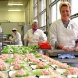 500 ansatte fra cateringvirksomheden Gate Gourmet genoptager ikke arbejdet i Københavns Lufthavn.