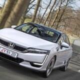 Clarity kører med langt mere kompakt brintteknologi end sin forgænger, men bilen vil heller ikke denne gang være offentligt tilgængelig. Foto: PR