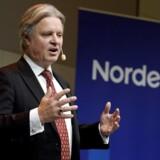 Nordeas øverste chef, Casper von Koskull.