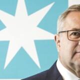 Adm. direktør i Mærsk-gruppen, Søren Skou, har luftet sin holdning til Maersk Energys fremtid, og her vurderer topchefen, at en børsnotering af energibenet er det mest sandsynlige.