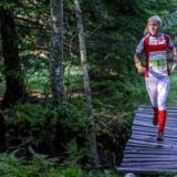 Med 13 VM-medaljer, heraf seks af guld, har Maja Alm gennem en årrække været dominerende inden for orienteringsløb. Men det er ikke en OL-disciplin.