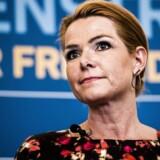 Inger Støjberg (V) kan være på vej med en ændring af de danske regler for familiesammenføring.