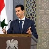Et russisk forslag om våbenhvile i forstaden Ghouta øst for Syriens hovedstad, Damaskus, accepteres af præsident Bashar al-Assads styre.