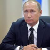 »Set ud fra et økonomisk og et logisk synspunkt burde man finde en eller form for kompromis. Jeg er sikker på, at alle forstår det,« siger Putin.