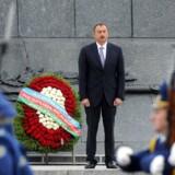 Azerbaijan's præsident Ilham Aliev