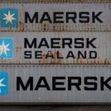 Arkivfoto. A.P. Møller-Mærsks containerrederi, Maersk Line, har måttet udsætte indledningen af selskabets nødløsning på problemerne omkring containerfragt til og fra terroranklagede Qatar.