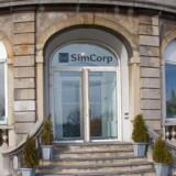 Det danske it-firma Simcorp. Arkivfoto.