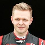 Kevin Magnussen og hans team har en del at tale om. Magnussens Haas-racer havde problemer og kørte kun otte omgange ved den anden træning, hvor han blev nummer 19. Foto: REUTERS/Brandon Malone
