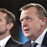 Statsministeren vil ikke kommentere på Kristian Jensens formandsambitioner.