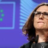 EU's handelskommissær, Cecilia Malmström, er enig med medlemmerne af EU-Parlamentet i, at Donald Trumps afvisning af frihandel gør Ceta-aftalen endnu mere relevant.