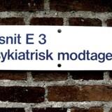 Psykiatrisk Afdeling på Bispebjerg Hospital.