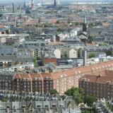 København har en af de højeste gennemsntlige huslejer i Europa. Foto: Keld Navntoft