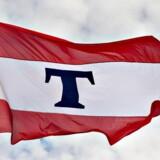 Rederiet Torm Flag og logo