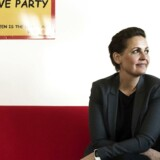 SF-formand Pia Olen Dyhr afviser ikke længere at gå i regering igen efter næste folketingsvalg.