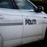 Ung mand er omkommet efter færdselsulykke i Odder. Ulykken skyldes formentligt høj hastighed.