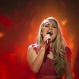 """Den bedste skrigskinke: Anja Nissen er Danmarks deltager ved Eurovision Song Contest i Kiev med nummeret """"Where I Am"""". (Foto: Sarah Christine Nørgaard/Scanpix 2017)"""