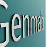 Biotekselskabet Genmab har opnået en bonus på 50 mio. dollar, svarende til 316 mio. kr., fra partneren Janssen. Arkivfoto.