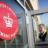 Arkivfoto.En mand fra Vestjylland har fået tre års fængsel for at have begået seksuelle overgreb på to piger.