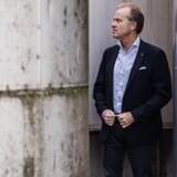 »Vi har luften og kræfterne til at købe noget større igen, hvis muligheden opstår,« siger Royal Unibrews topchef, Henrik Brandt, som her er fotograferet i koncernens bryghaller i Faxe. Foto: Emil Hougaard