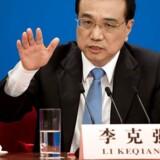 Den kinesiske preimierminister Li Keqiang advarer kraftigt USAs præsident Donald Trump mod at begynde en »handelskrig« med Kina.