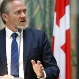 Det kan komme på tale at Danmark skal give penge til den nyoprettede afrikanske indsatsstyrke G5 Sahel Joint Force. Styrkens opgave er at bekæmpe terrorister og menneskesmuglere. EU har bekendtgjort at de vil støtte projektet med et trecifret millionbeløb.