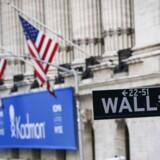 """Arkivfoto: Gradvise renteforhøjelser er stadig """"rimelige"""", da USA's økonomi er ved at nå forbundsbankens - Federal Reserves - mål."""