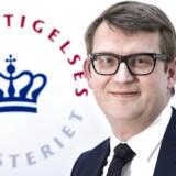 Arkivfoto af beskæftigelsesminister Troels Lund Poulsen.