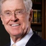Charles Koch anses af mange for at være den sidste republikaner, der tilhører den gamle skole, og som vil have økonomiske muskler til at udfordre Donald Trump. Foto: AFP