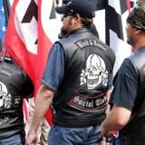 »Der var ny-nazister blandt dem. Der var medlemmer af Ku Klux Klan, og der var personer med tilknytning til »hvidt herredømme« -bevægelserne.«