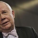 Jim Rogers spår, at det næste krak bliver endnu større end finanskrisen.