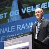 Arkivfoto: Kommunernes Landsforening (KL) skal drøfte fordelingen af ressourcer mellem rige og fattige kommuner. På billedet ses KL-formand Martin Damm.