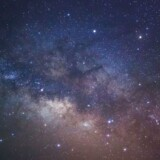 Et nyt forskningsresultat med dansk deltagelse rokker ved fundamentet under den mørke energi. (Modelfoto fra Iris: Close-up of Milky Way Galaxy)