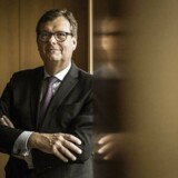 Michael Pram Rasmussen, bestyrelsesformand i A.P. Møller-Mærsk.
