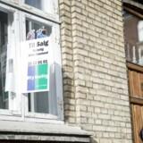 Virkningerne på boligpriserne er usikre ved øget fradrag for udlejning.