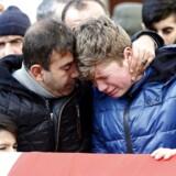 Mindst 39 blev dræbt nytårsnat under terrorangrebet i Istanbul.
