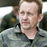 Peter Madsen skal have opholdt sig en del i Skåne, hvilket angiveligt har vakt det svenske politis interesse.