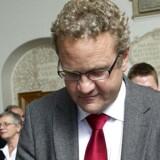 Preben Bang Henriksen, retordfører for Venstre, betegner det som »usandsynligt« at få en bedre aftale om Europol. (Foto: Keld Navntoft/Scanpix 2011)