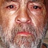 Kultlederen, der fik sine tilhængere til at gå amok i en blodrus: Charles Manson, fotograferet 2009 i California State Prison. Foto: AFP.