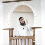 Trykkefrihedsselskabets formand, Katrine Winkel Holm, mener, at det er helt afgørende at få undersøgt enhver mulighed for at begrænse den magt, der udgår fra imam Abu Bilal fra Grimhøj-moskeen og hans ligesindede. Arkivfoto: Brian Rasmussen