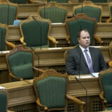 DFs udlændingeordfører, Martin Henriksen.