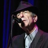 Leonard Cohen nåede at udgive 14 studiealbum og var en af verdens bedst tjenende livesolister, som i de senere år var på verdensomspændende turnéer. Free/Rama, Cecill, Wikimedia Commons