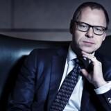 Arkivfoto af Michael Rasmussen, koncernchef i Nykredit.
