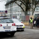 Det var angiveligt pigens plan at ramme den jødiske skole, Carolineskolen, i København 8. februar 2016.